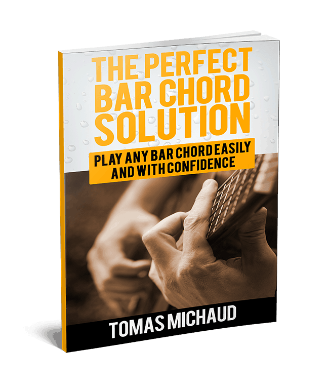 Perfect Bar Chord Solution Download Page - Real Guitar Lessons by ...
